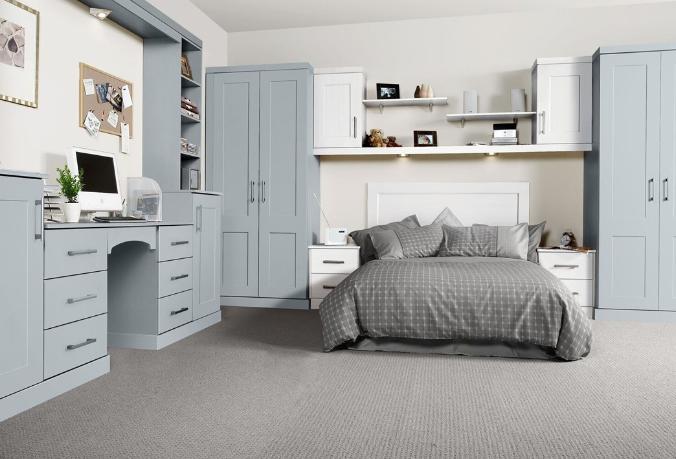 Wide Bedroom Range